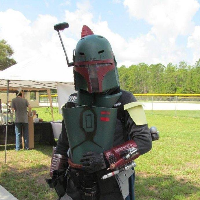 star wars cosplayer