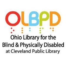 Logo for the Ohio Library for the Blind & Physically Disabled
