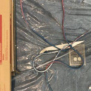 Cords and debris