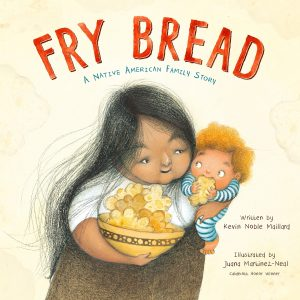 Fry Bread Book Cover image