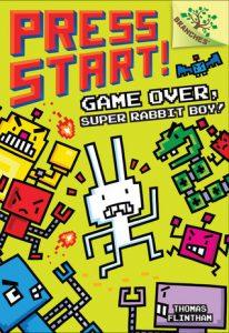 Press Start Book cover