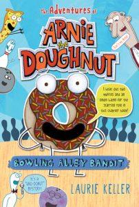 Arnie Doughnut #1 book cover