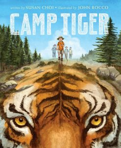 Camp Tiger Book Cover