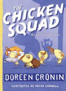 Chicken Squad #1 book cover
