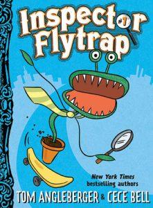 Inspector Flytrap Book Cover