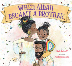 When Aidan Became a Brother Cover