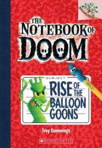 Notebook of Doom #1 book cover