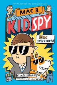 Kid Spy #1 Bookcover