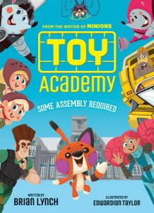 Toy Academy Book 1 cover
