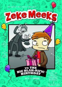 Zeeke Meeks book 1 cover