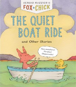 Fox & Chick Book Cover