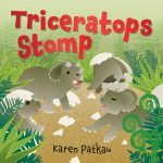 Cover image of Triceratops Stomp