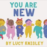Cover image of You Are New