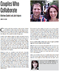 Couples Who Collaborate - Cordell and Halpern
