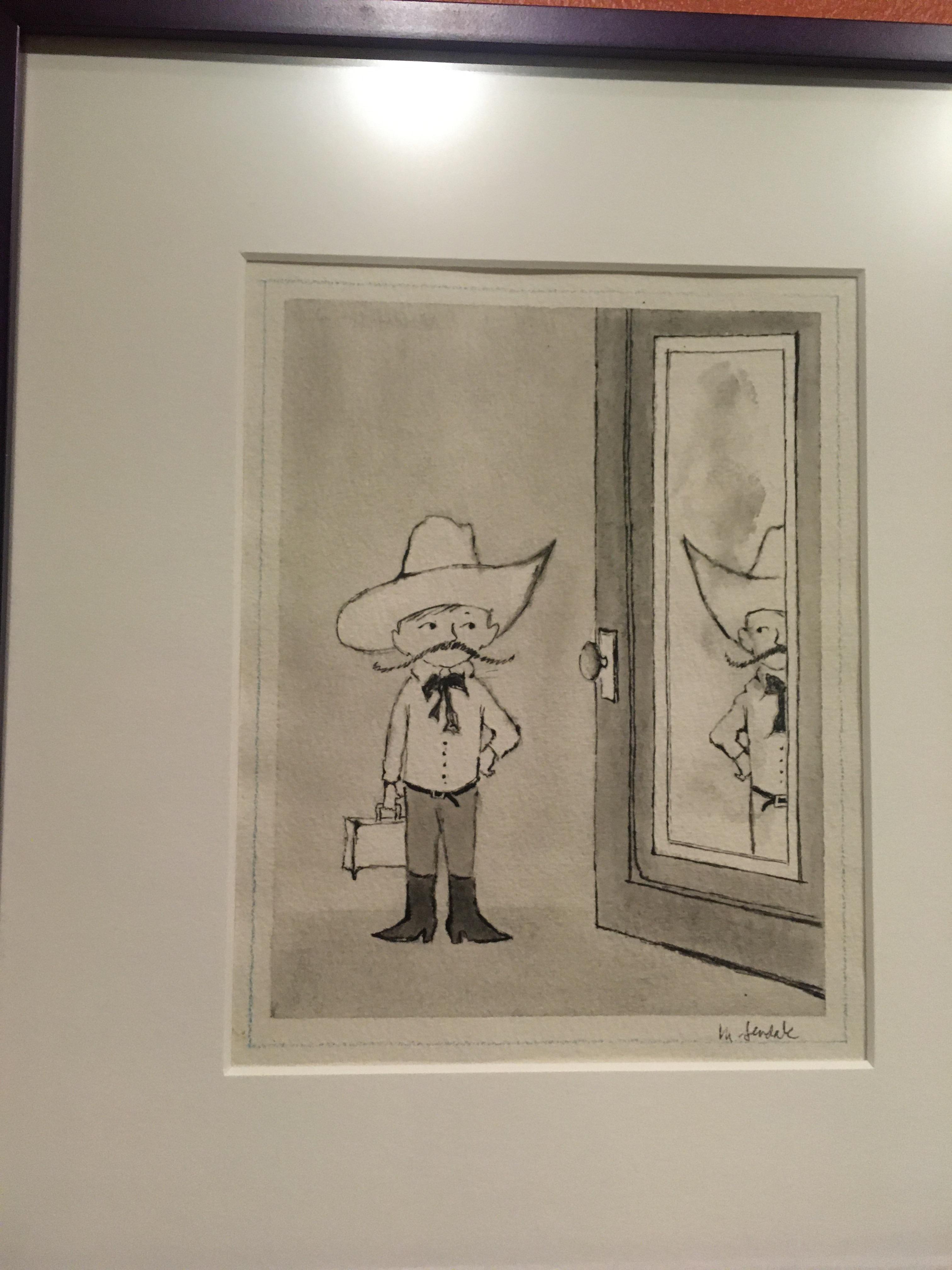 Sight_ Maurice Sendak artwork