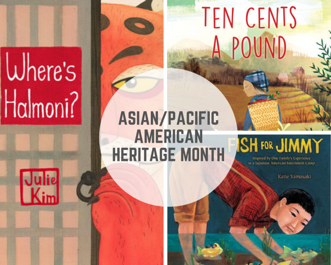 Asian Pacific American Heritage Month Booklist