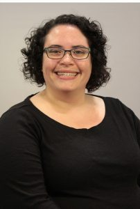 Headshot of guest blogger, Jennifer Brown, author of post about making decisions about In-Person Programming