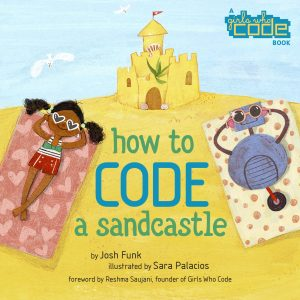 Book cover: How to Code a Sandcastle