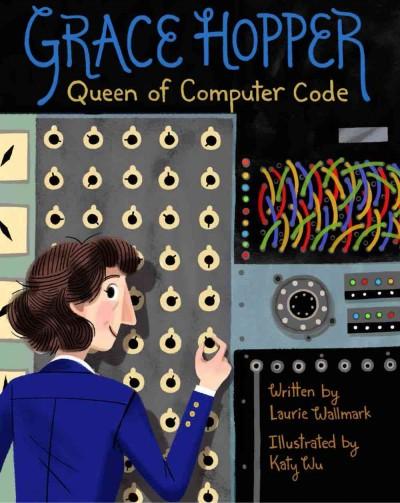 Grace Hopper book cover