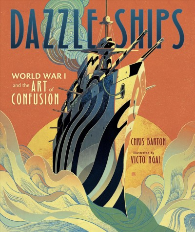 Dazzle Ships book cover