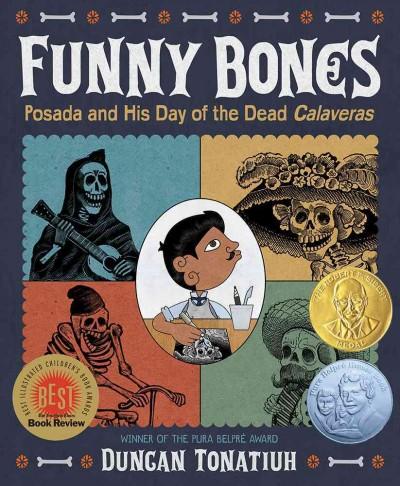 Funny Bones book cover