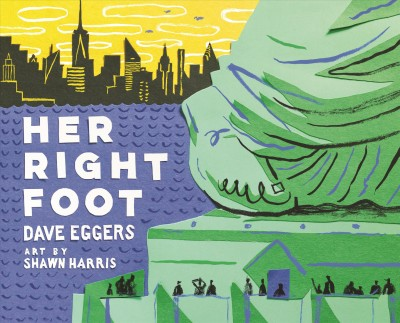 Her Right Foot book cover