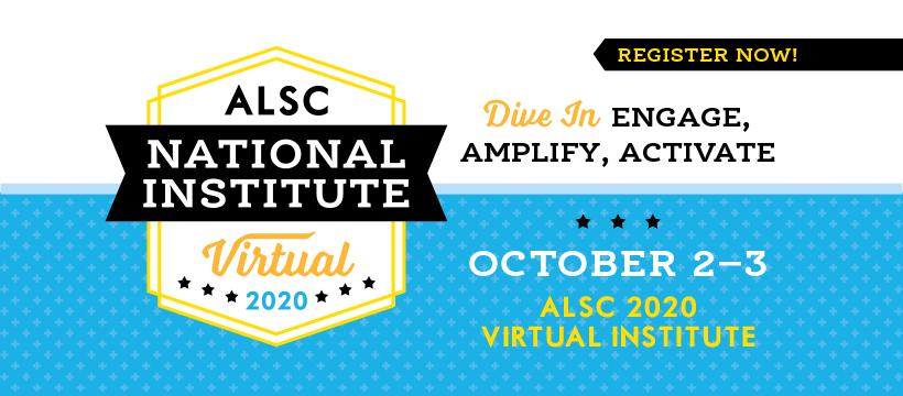 ALSC Virtual Institute Graphic