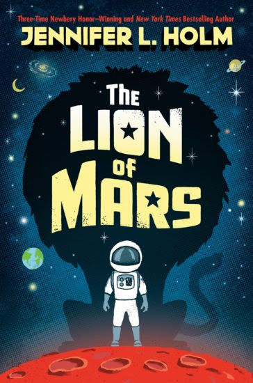 The Lion of Mars book cover