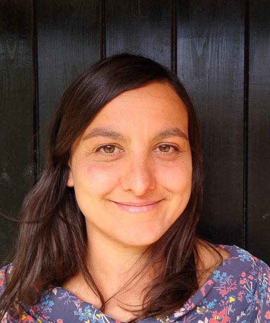 Headshot of Ruth Ahmedzai-Kemp