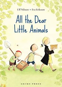 Cover image of All the Dear Little Animals