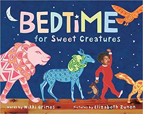 Cover image of Bedtime for Sweet Creatures