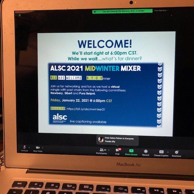 ALSC Mixer at #ALAMW21 - ALSC Blog