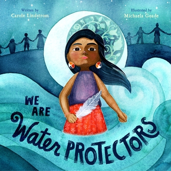 Cover image of The Water Protectors