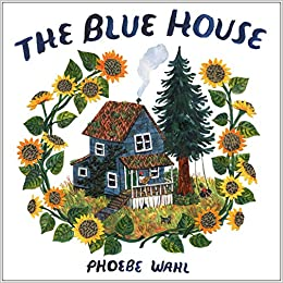 Cover image of The Blue House