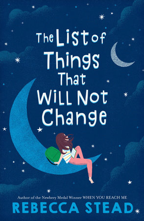Cover image of The List of Things That Will Not Change