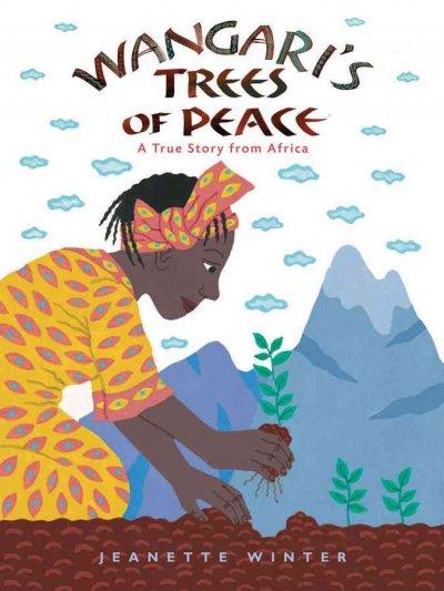 Cover image Wangari's Trees of Peace