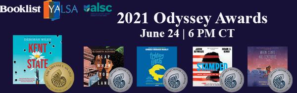 2021 Odyssey Awards Image