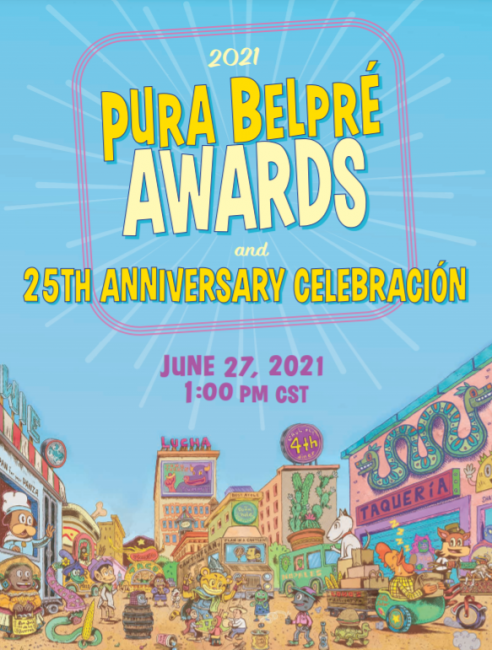 Pura Belpre Awards Celebration