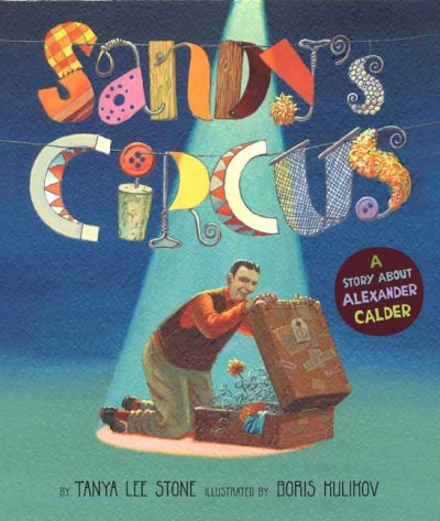 Sandy's Circus book cover