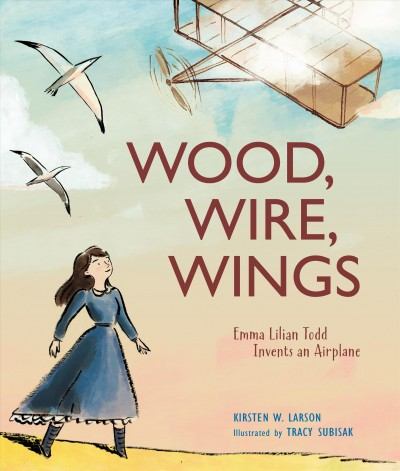 Wood, Wire, Wings book cover
